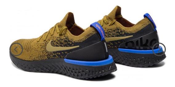 Zapatillas Nike Epic React Flyknit Solo Talle 42.5(10.5 Us)