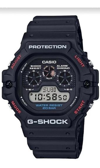 Relógio Casio G-shock Dw-5900-1 Revival 100% Original.