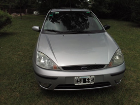 Ford Focus Guia 2.0 16v 2004 Gris 5p