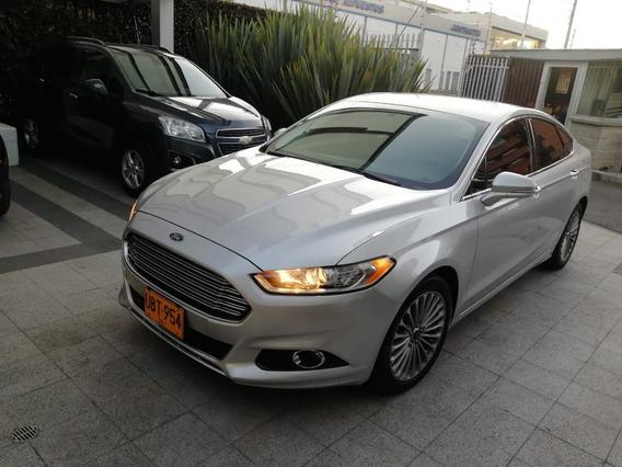 Ford Fusion Titanium Modelo 2015