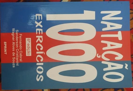 Livro Natação 1000 Exercícios