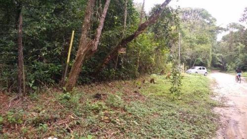 Terreno De Chácara No Jd Coronel Em Itanhaém Sp - 7016 Npc
