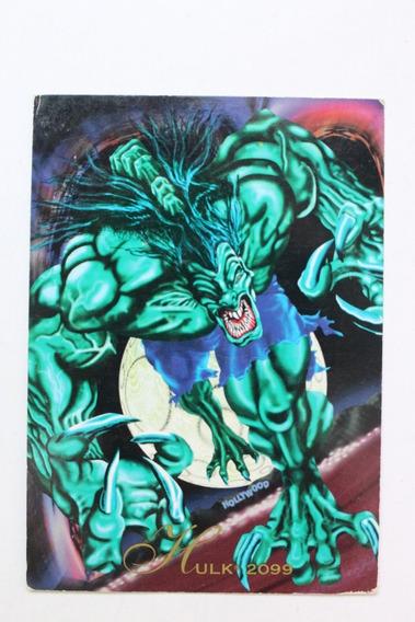 1994 Pepsi Cards Marvel #71 Hulk 2099 Tarjeta