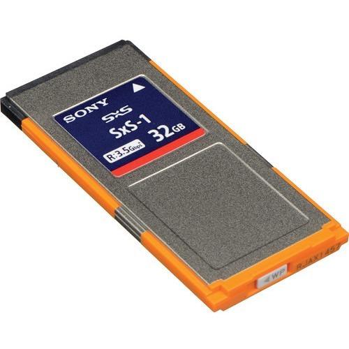 Cartão Sxs 32gb Sony (1 Unidade)cartão Xdcam