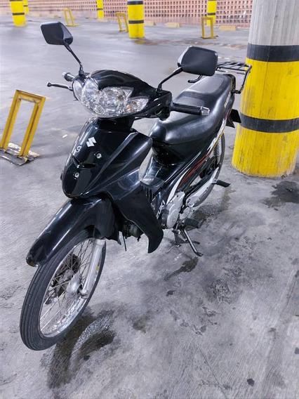 Suzuki Best 125cc Color Negro 2011