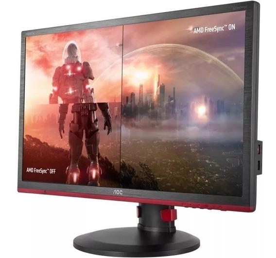 Monitor Led Gamer Aoc 24 E-sports Full Hd 1ms 144hz G2460pf