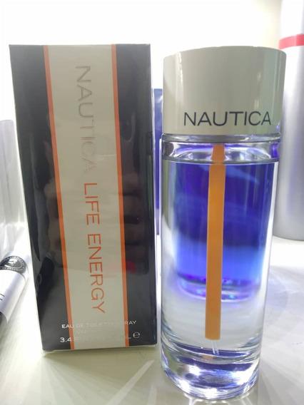 Perfumes Nautica De Caballeros Originales