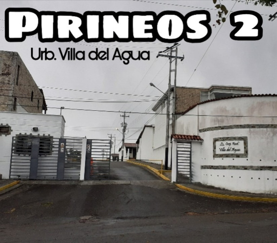 *casa En Venta En Residencias Villa Del Agua Pirineos Ii