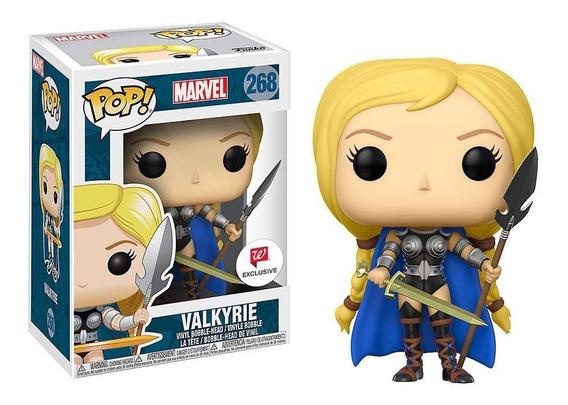 Funko Pop Valkyrie Marvel Walgreens Sticker Exclusiva Thor