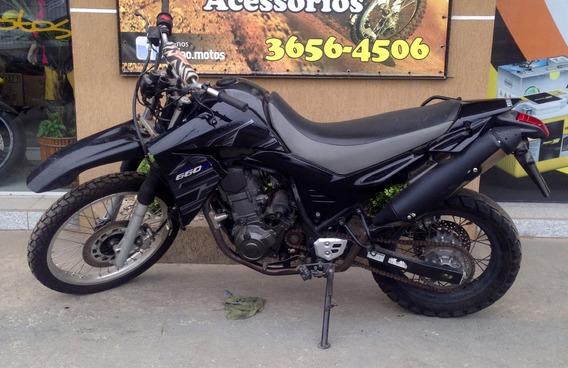 Sucata Xt 660 Yamaha Para Retirada Peças