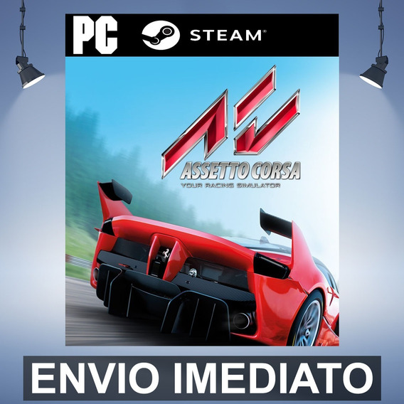 Assetto Corsa - Pc Steam Gift Presente