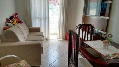 Apartamento Residencial Para Locação, Canto Do Forte, Praia Grande. - Ap1093