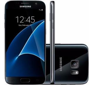 Samsung Galaxy S7 Perfeito Estado + Capa + Película