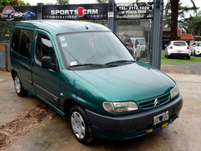 Citroen Berlingo 1.6 1plc 2001 C/gnc Familiar