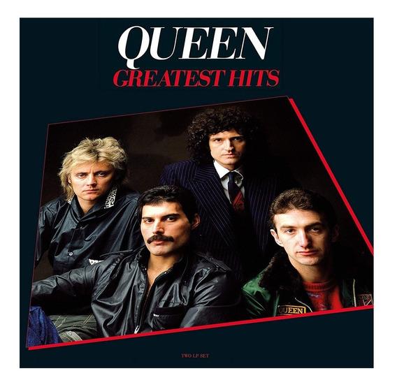 Queen Greatest Hits I Cd Nuevo Original En Stock