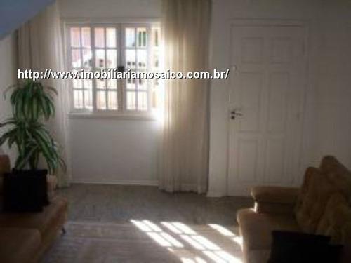 Imagem 1 de 14 de Sobrado, Fino Acabamento, 04 Vagas De Garagem - 71390 - 4491243