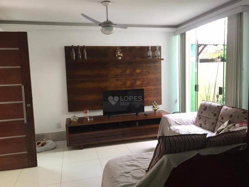 Imagem 1 de 5 de Casa À Venda, 84 M² Por R$ 395.000,00 - Colubande - São Gonçalo/rj - Ca20748
