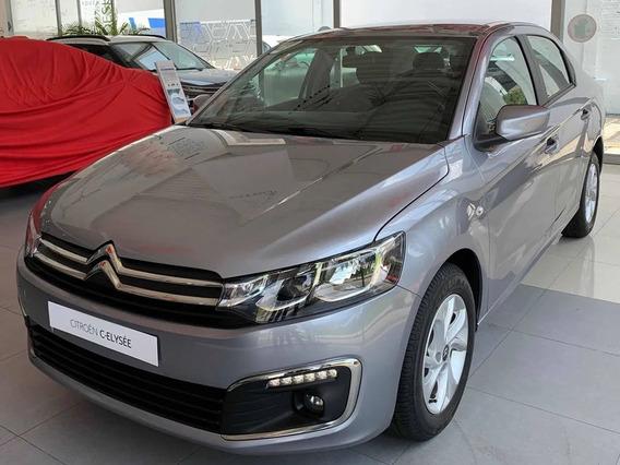 Citroën C-elysée Feel 1.6 Mt Elegancia Europea En Un Sedán