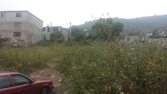 Terreno Habitacional En Venta La Joya Ecatepec