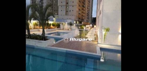 Apartamento Com 3 Dormitórios À Venda, 60 M² Por R$ 315.000,00 - Picanco - Guarulhos/sp - Ap3024