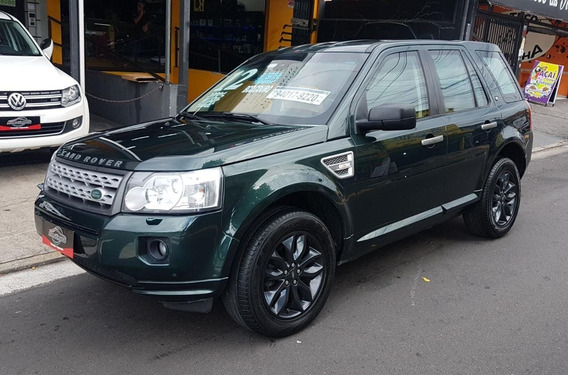 Land Rover Freelander 2 2.2 Se Sd4 16v Turbo Diesel 4p