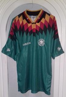 Jersey Seleccion Alemania Mundial 1994 2° Uniforme adidas