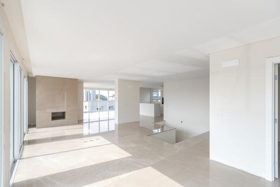 Apartamento Padrão Em Curitiba - Pr - Ap0372_impr