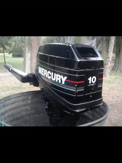 Mercury 10 Hp Oferta Especial