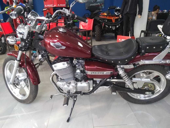 Moto Corven Indiana 256cc - 0km