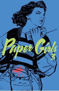 Paper Girls Nº 03 De Brian K.vaughan Comics