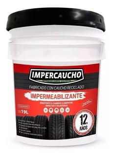 Impermeabilizante Impercaucho 12 Años 19l Comprar De 1 En 1