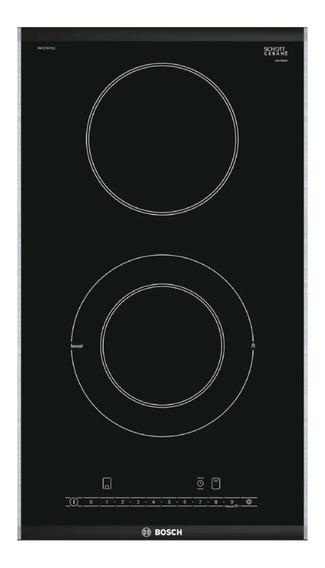 Anafe Bosch Pkf375fp1e Vitroceramico Dominó 30cm Serie 6