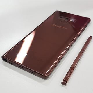 Celular Samsung Galaxy Note 9 512gb 8gb Ram Série Esp. Cobre