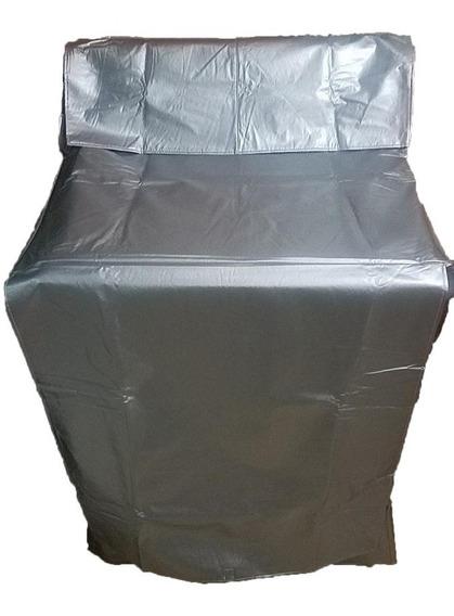 Kit Funda Lavadora Y Secadora Gruesa Afelpada 10kg A 22kg