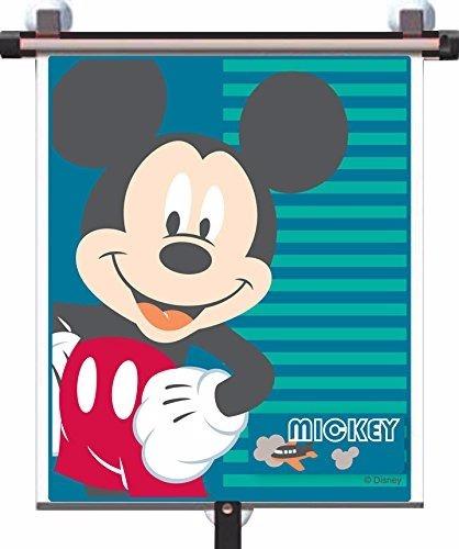 Set 2 Persianas Para Automóvil Mickey Mouse - Dinsey