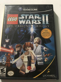 Lego Star Wars 2 Gamecube