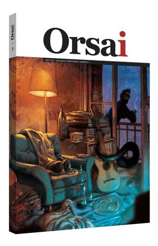 Imagen 1 de 1 de Nueva Revista Orsai Número 7