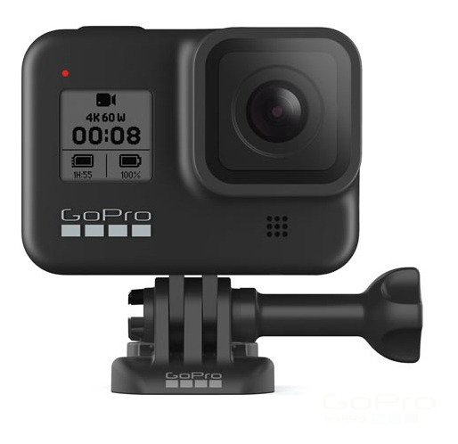 Câmera Digital Gopro Hero 8 Black - Chdhx-801-lw