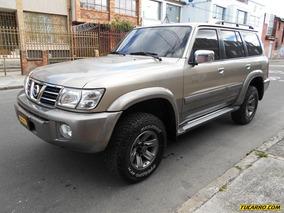 Nissan Patrol [y61] Grx Mt 4800cc 5p