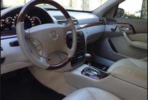 Mercedes-benz Clase S 3.2 S320 V6 1 Largo 1999