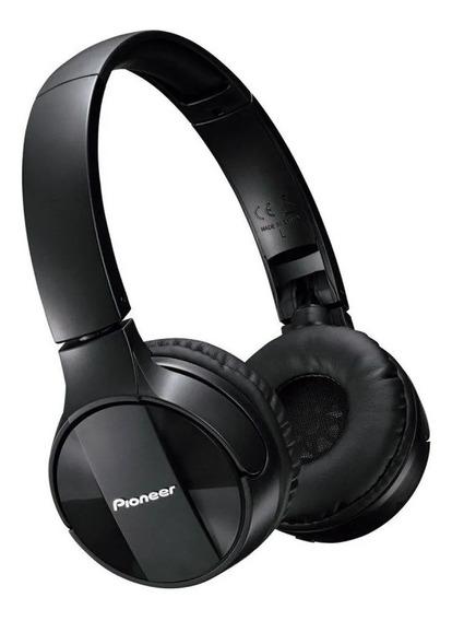 Fone De Ouvido Se-mj553bt Pioneer Bluetooth Microfone E Nf-e