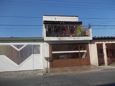Casa Para Venda, 3 Dormitórios, Sonia Maria - Mauá - 355