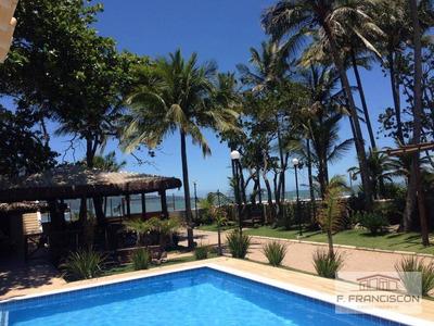 Casa Temporada Para Locação, Praia De Barequeçaba, São Sebastião - Ca0014. - Ca0014