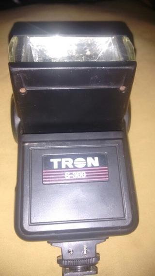 Flash Para Máquinas Fotográfica Tron S-300