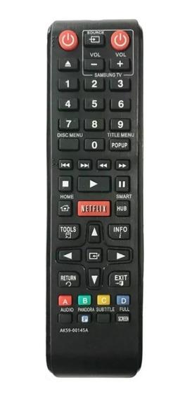 Controle Bluray Samsung Bd-d5100 Bd-d5300 Bd-d5500