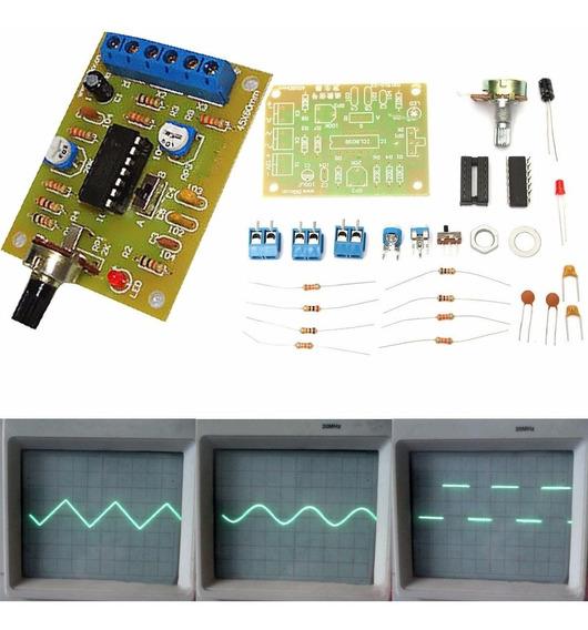 Gerador De Funções Kit Para Montar Icl8038