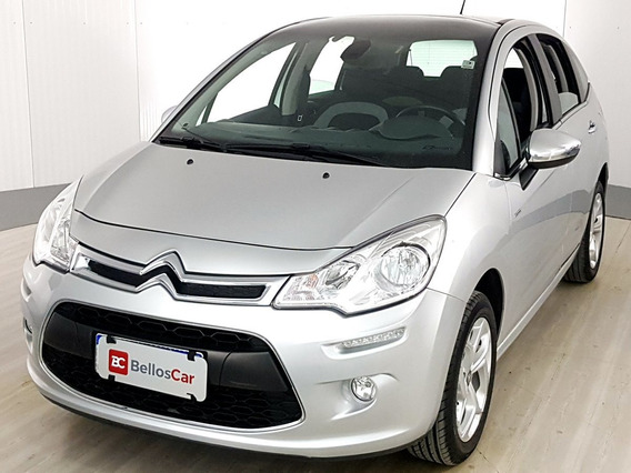 Citroën C3 1.5 Exclusive 8v Flex 4p Manual 2015/2016