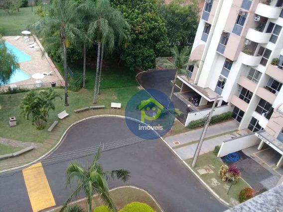 Apartamento Com 3 Dormitórios, 115 M² - Venda Por R$ 400.000,00 Ou Aluguel Por R$ 1.200,00/mês - Jardim Vivendas - São José Do Rio Preto/sp - Ap7572