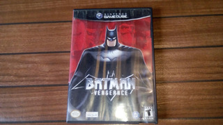 Batman Vengeance Game Cube