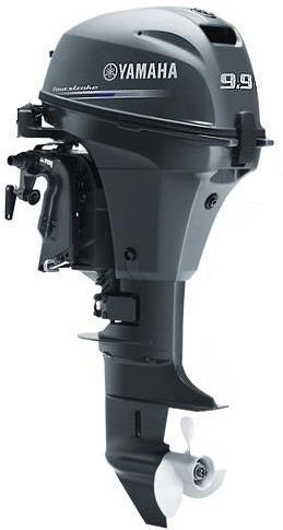 Imagen 1 de 2 de Motor Fuera De Borda Yamaha 9.9 Hp 4 Tiempos Pata Corta